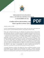 Mensagem do Papa Francisco para o dia Mundial do Doente 2016.pdf
