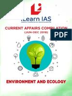 iLearn IAS_Prelims 2019_Current Affairs_Environment & Ecology.pdf