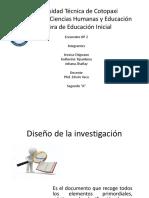 Universidad Técnica de Cotopaxi Investigacion