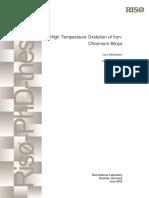 High temperature oxidation of iron-chormium alloys.pdf