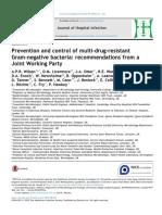 UK Guideline MDR GNB Wilson APR J Hosp Infec 2015 CRE (1)