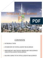 Intelligent Buildings Ppt