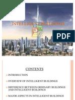 Intelligent Buildings Ppt