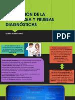 Evaluación de La Hemostasia y Pruebas Diagnósticas