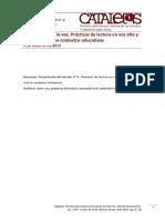 Los espacios de la voz. Prácticas de lectura en voz alta y narración oral en contextos educativos.pdf