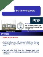 Big Data Hadoop Stack