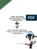Textdramatic Optional
