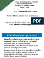 Historia Natural UEES