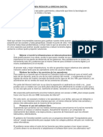 CINCO PUNTOS A ATACAR PARA REDUCIR LA BRECHA DIGITAL.docx