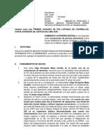 Absolucion a Exoneracion de Alimentos de Gutierrez