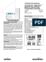 Manual de operación Comfortsense 3000.pdf