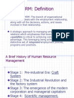 Introduction to Hr