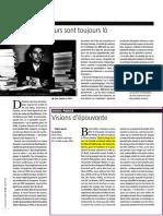 2005 La littérature et les camps_ML