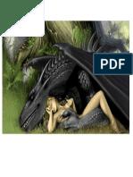 Femeie Cu Dragon