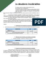 Previsión para deudores incobrables.docx