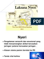 Materi Sosialisasi Tata Laksana Nyeri RSUD 2015