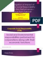 Iftikhar CSR