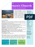 st germans newsletter - 17 march 2019