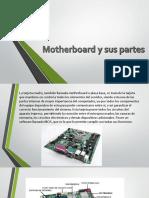 Motherboard y Sus Partes