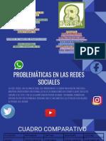 Problemas en Redes Sociales