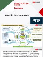 PPT D3 B1 Competencias Gestiona Espacio y Recursos Económicos