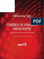 Fluidics in Modern Vitrectomy