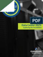 Data center 2025 report