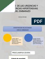 Transtornos Hipertensivos Del Embrazo Norma - Copia