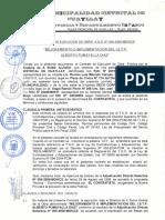 Actualizacion Del Clasificador de Rutas Del Sistema Nacional Anexo Ds n 011 2016 Mtc 1408989 1