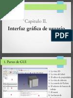 FreeCad 0.16 - Interface gráfical