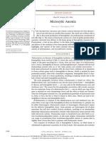 Anmia microcitica