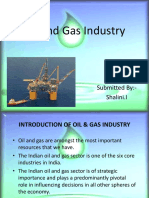introduction to oil gas industry