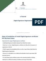 e Tutorial Digital Signature 1