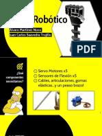Robot Brazo Robótico
