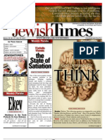 Jewish Times 376 Thinking for Yourself
