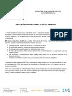 Guia Informe Practicas Empresariales Para Estudiantes