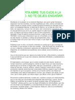 DESPIERTA-ABRE-TUS-OJOS-A-LA-REALIDAD.-NO-TE-DEJES-ENGA__AR..pdf; filename= UTF-8''DESPIERTA-ABRE-TUS-OJOS-A-LA-REALIDAD.-NO-TE-DEJES-ENGAÑAR.