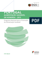 DGS-programa Nacional Para Alimentação Saudável