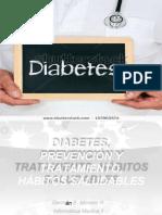 Diabetes.....