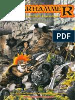 Warhammer JdR 1ed - Livre de base