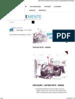 Supino Reto - Barra _ Exercício Para Peito