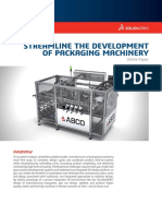 Packaging Machinery - Solidworks White Paper
