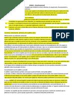 Unidad I - Derecho Procesal