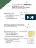 Examen Física II -