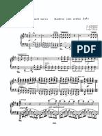 Albert-cadenza Para Beethoven Concierto 4