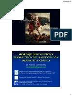 1. Dermatitis Atopica, Enarm 2018 (1)