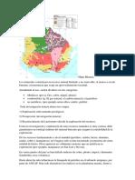 Mapa Mineria