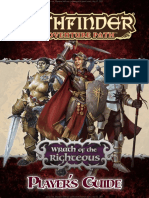 Wrath of the Righteous - Player's Guide