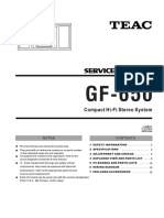 Teac GF 650 Service Manual(1)
