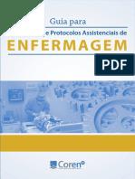 -  LIVRO - Guia para Construção de Protocolos Assistenciais de ENFERMAGEM - Protocolo-web